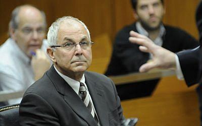 Peter Madoff (photo credit: AP/Louis Lanzano)