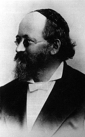 Rabbi Markus Horovitz