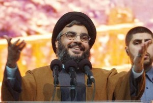 Hizbullah leader Sheikh Hassan Nasrallah (photo credit: Creative Commons/TheCushion)