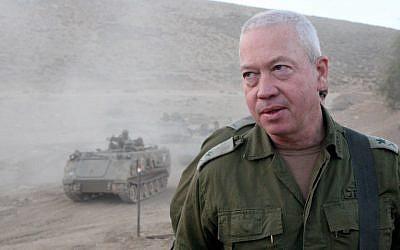 Maj. Gen. (res.) Yoav Galant. (Yossi Zamir/Flash90/File)