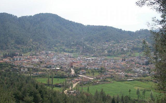 Yayladagi, on the Syrian border with Turkey (Photo credit: Vikicizer, Wikimedia Commons)