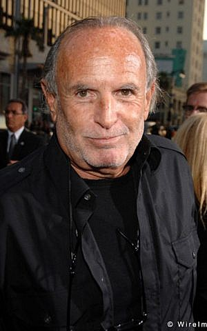 The father of the modern comic book film, Avi Arad. (photo credit: Courtesy)