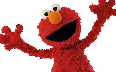 Sesame Street's muppet Elmo