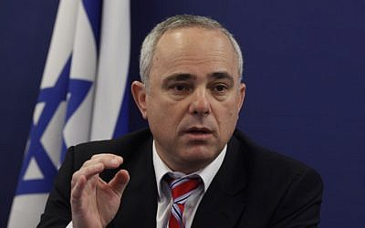 Minister for Intelligence and Strategic Affairs Yuval Steinitz (photo credit: Miriam Alster/Flash90)