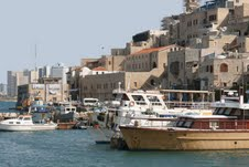 Jaffa Port (photo credit: Shmuel Bar-Am)