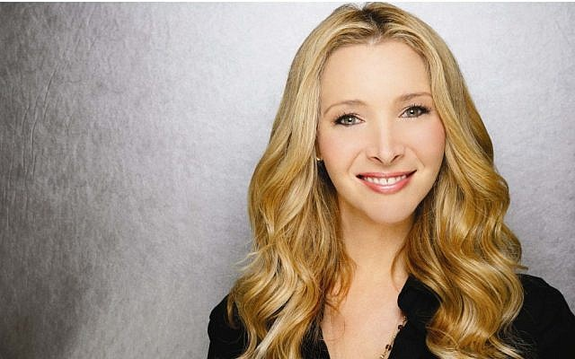 Lisa Kudrow, star of the Showtime show 'Web Therapy' (promotional photo)