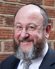 Rabbi Ephraim Mirvis remains a front-runner in the race to replace Lord Jonathan Sacks. (Photo credit: Courtesy of the United Synagogue website)
