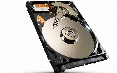 Seagate drive (Photo credit: Courtesy)