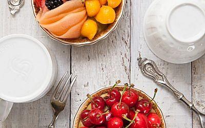 """Fresh fruit (photo credit: Antony Michaello/Courtesy """"No Gluten, No Sugar"""" by Phyllis Glazer)"""
