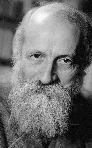 Martin Buber (photo credit: The David B. Keidan Collection/Central Zionist Archives)
