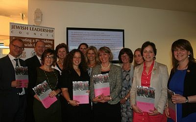 CWJL Report Launch. (photo credit: Courtesy)
