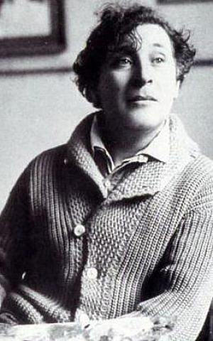 Marc Chagall (photo credit: Wikimedia Commons)