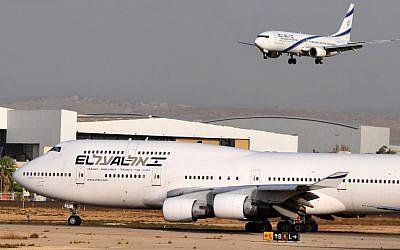 Ben Gurion International Airport (photo credit: Shay Levy/Flash90)