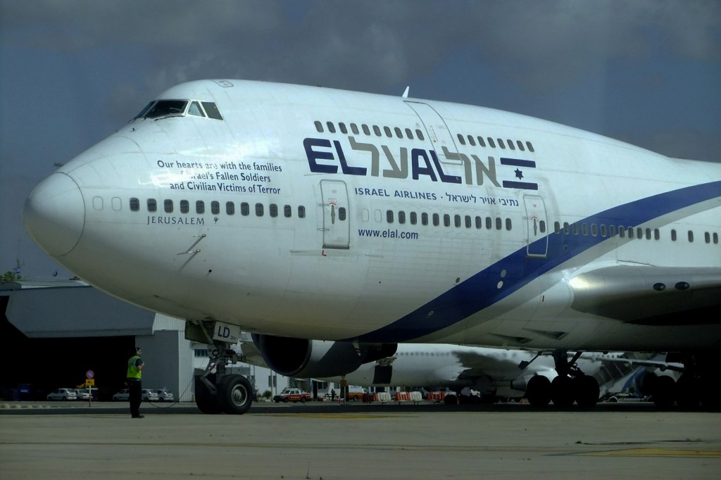 El Al plane makes emergency landing in London | The Times of