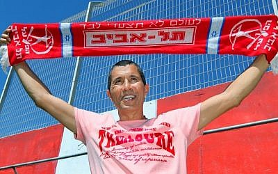 Eli Tabib, former owner of the Hapoel Tel Aviv soccer team (photo credit: Moshe Shai/Flash90)