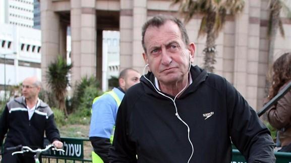 Tel Aviv Mayor Ron Huldai (photo credit: Gideon Markowicz/Flash90)