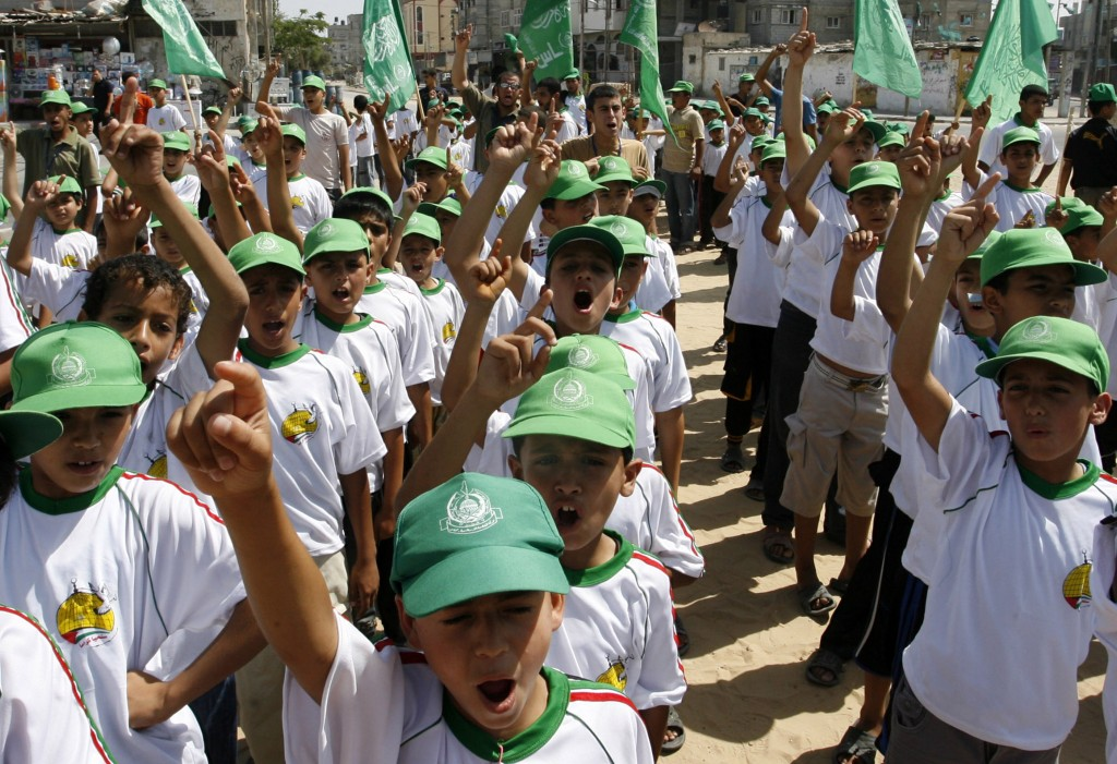 Image result for hamas summer camp