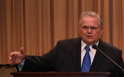 Pastor John Hagee (photo credit: Christians United for Israel)