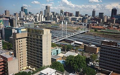 Johannesburg (photo credit: Evan Bench/CC BY/via flickr)