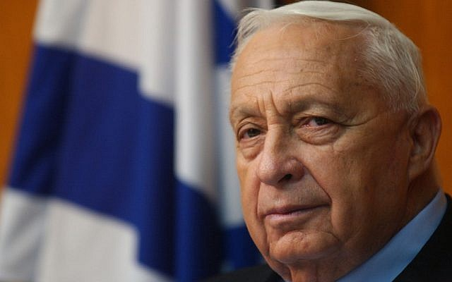 Former prime minister Ariel Sharon (photo credit: Sharon Perry/Flash90/File)