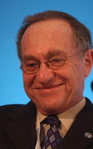 Alan Dershowitz (photo credit: Yossi Zamir/Flash90)