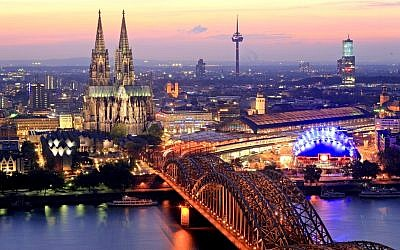 Cologne (photo credit: Shutterstock)