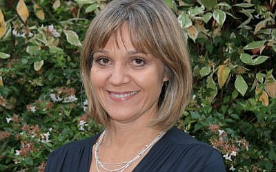 Chair of the Commission on Women in Jewish Leadership (CWJL), Laura Marks. (photo credit: Courtesy)