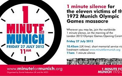 Minute for Munich