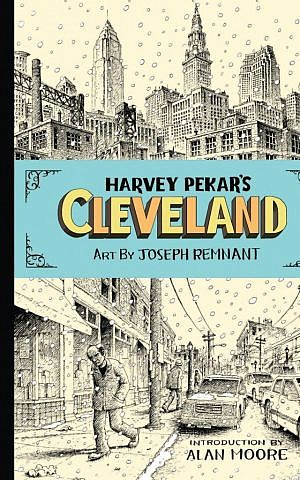 Harvey Pekar's 'Cleveland' (photo credit: Top Shelf Productions)