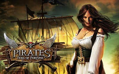Scene from Plarium's Pirates: Tides of Fortune game (Photo credit: Courtesy Plarium)