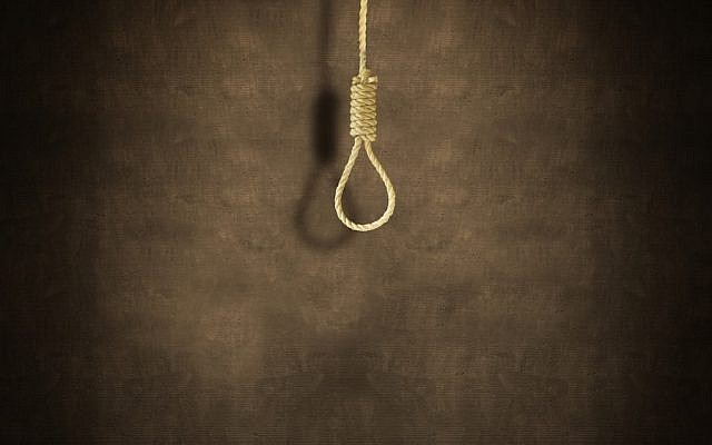 (Illustrative noose image via Shutterstock)