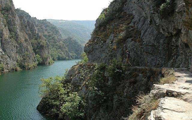 The Matka region of Macedonia. (photo credit: CC-BY  xJason.Rogersx, flickr)