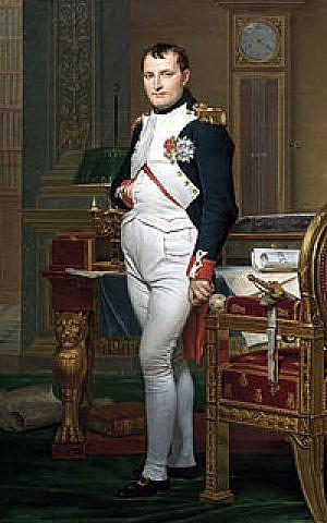 Napoleon (photo credit: Wikimedia Commons)