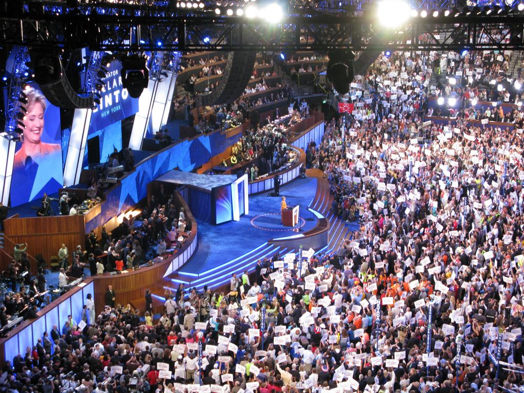 Barack Obama presidential campaign, 2008 - Wikipedia 2008 democratic convention pictures