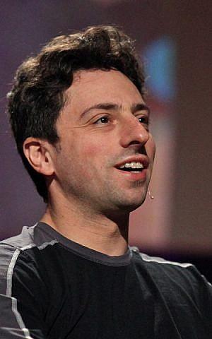 Google founder Sergey Brin (CC-BY-Steve Jurvetson, Wikimedia Commons)