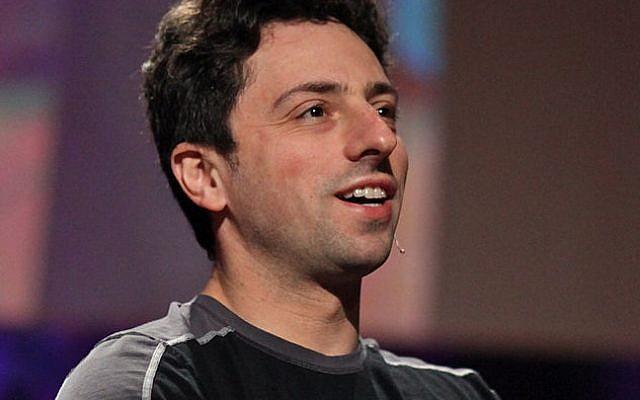 Sergey Brin (photo credit: CC-BY-Steve Jurvetson, Wikimedia Commons)
