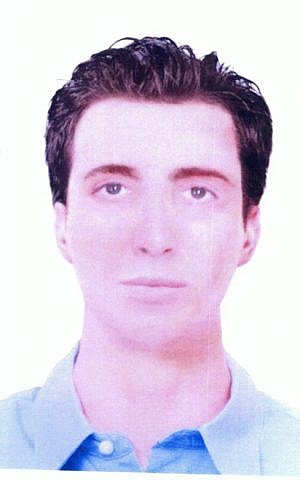 A computer generated image of the Burgas bus bomber. (photo credit: (AP/Bulgarian Interior Ministry)