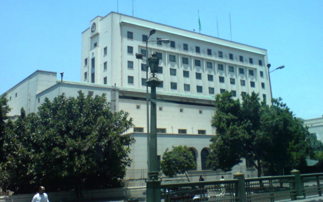 Arab League headquarters in Cairo (photo credit: Ijanderson977/Wikimedia Commons)