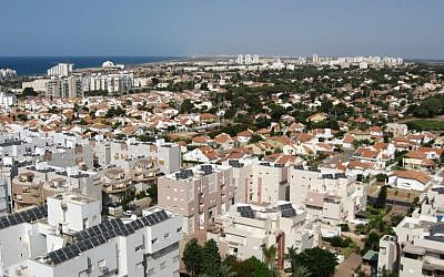 Israel's coastal city of Ashkelon (photo credit: Wikimedia Commons)