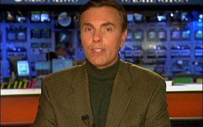 CBS News correspondent Dan Raviv (photo credit: Courtesy Dan Raviv)