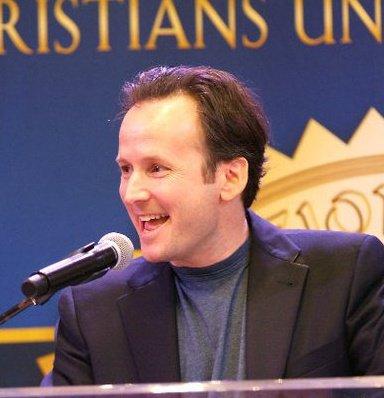 David Brog, Executive Director of Christians United for Israel (Courtesy CUFI)