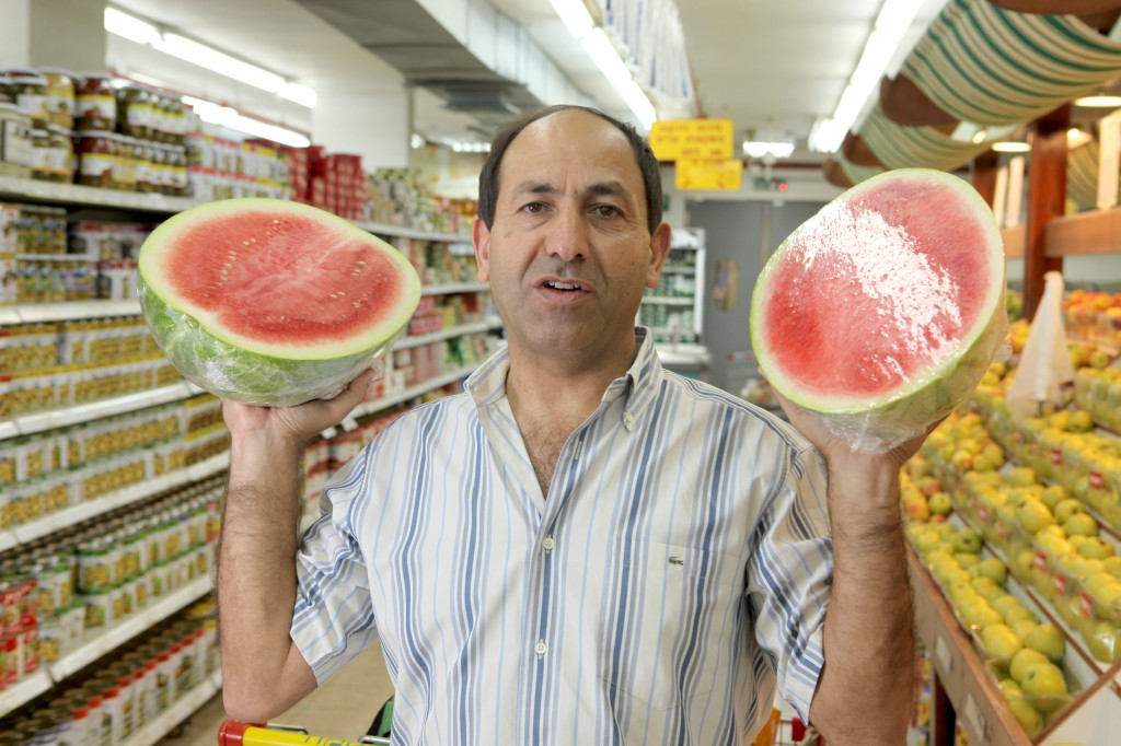 Israeli supermarket mogul Rami Levy (photo credit: Yossi Zamir/Flash90)