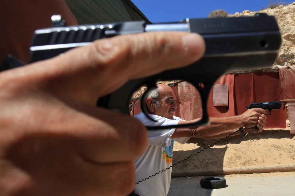 Israel gun law change 'will help thwart lone-wolf terror attacks'