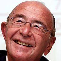 A 2009 portrait of Alex Gilady (Abir Sultan/Flash 90)