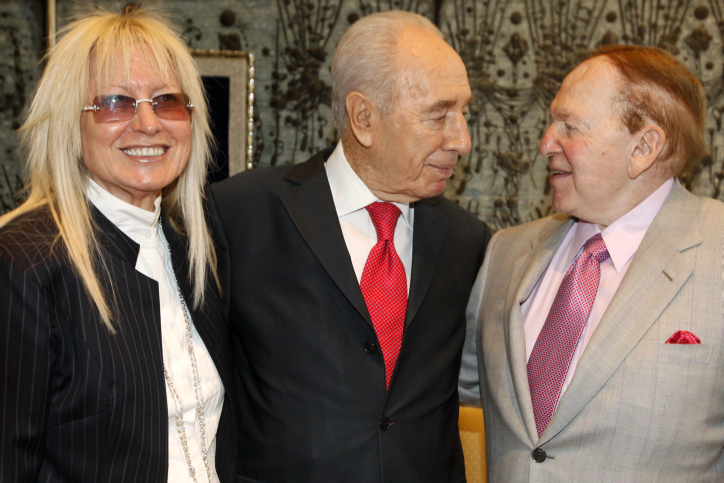 Adelson lawsuit describes pressure on NJDC to apologize ...