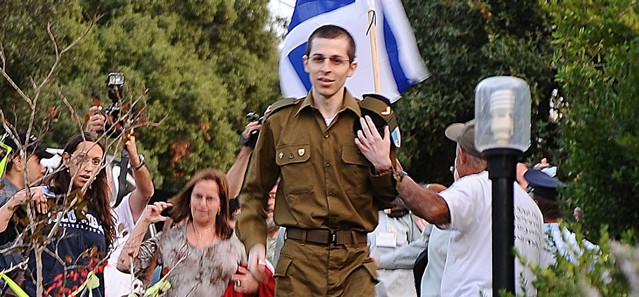 After more than five years is captivity, Gilad Shalit was finally released on October 18, 2011. The information he provided about his captivity will be used to train soldiers for being taken prisoner of war. (photo credit IDF Spokesperson/FLASH90)