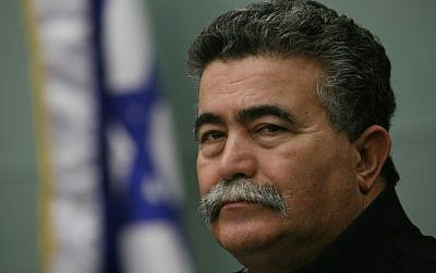 Amir Peretz (photo credit: Miriam Alster/Flash90)