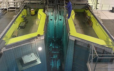 The Nahal Sorek Nuclear Research Center   (Photo credit: Yaakov Naumi/ Flash 90)