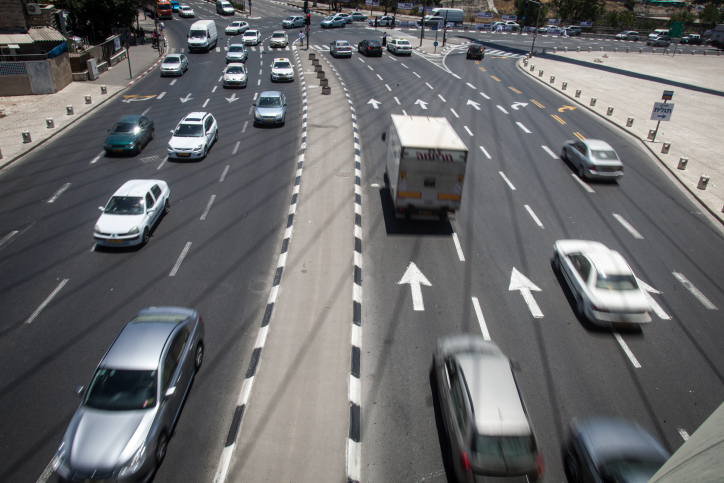 Jerusalem cops told to reduce traffic tickets | The Times of Israel