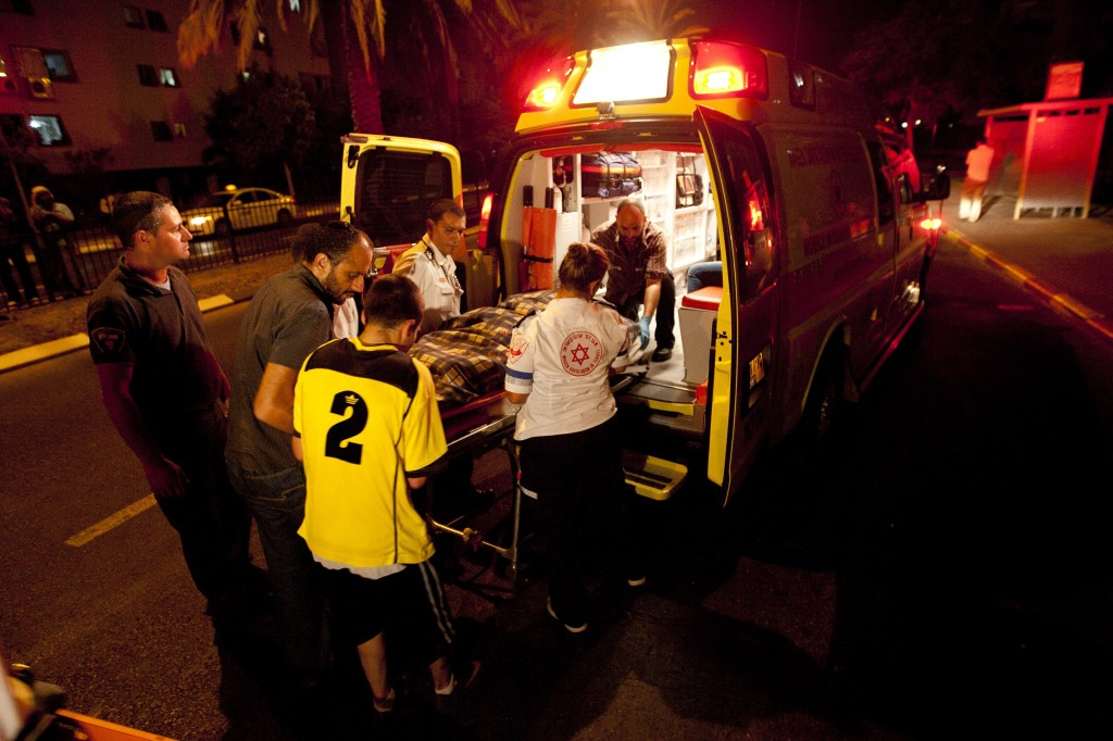 how to become a paramedic in israel